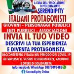 """Progetto """" ITALIANI PROTAGONISTI """" – 100 anni dal 1920 Spagnola al 2020 Covid-19"""